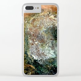UAPCR Clear iPhone Case