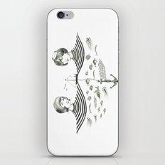 Twins 1 iPhone & iPod Skin