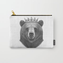King bear Carry-All Pouch