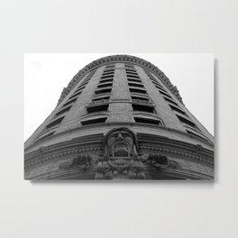 The Turk's Head Building Metal Print