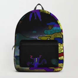 Night on the Path Backpack