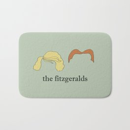 The Fitzgeralds Bath Mat