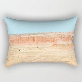 Raahi #society6 #decor #buyart Rectangular Pillow
