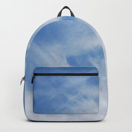 Clouds and sky Backpack
