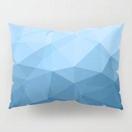 Geometric Polygonal Pattern 03 Pillow Sham