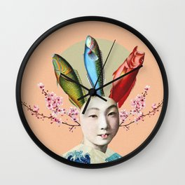 Speak Wall Clock