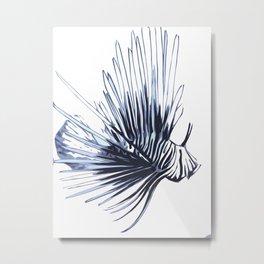 Scorpleonfish 1 Metal Print