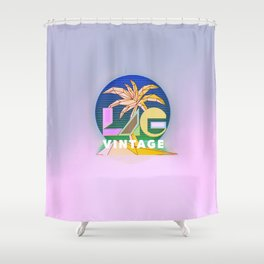 LAG VINTAGE Shower Curtain