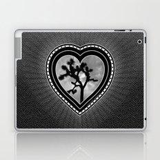 Joshua Tree Heart of the Hi-Desert by CREYES Laptop & iPad Skin