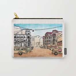 Philippines : Escolta Carry-All Pouch