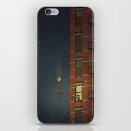 A Special Gift iPhone Skin