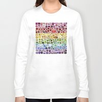 gem Long Sleeve T-shirts featuring Gem Collection by Alisa Galitsyna