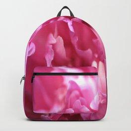 Pink Flower Petals Close-up #decor #society6 #homedecor #buyart Backpack