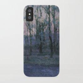Unknown Land iPhone Case