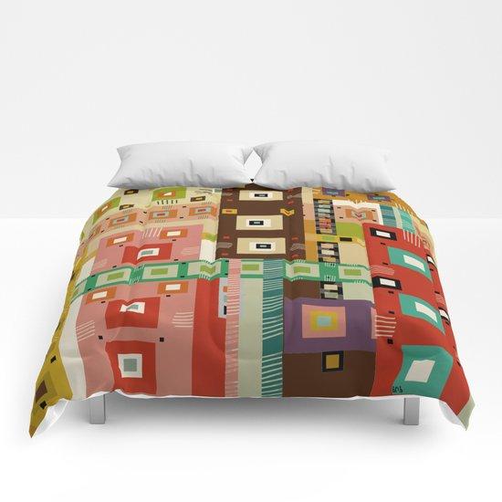 my happy garden Comforters