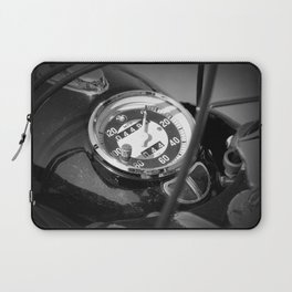 Vintage BMW speed Laptop Sleeve