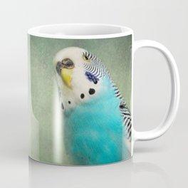 The Budgie Collection - Budgie Pair Coffee Mug