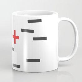 Opposite II Coffee Mug