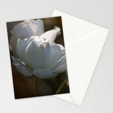 Autumn Rose Stationery Cards