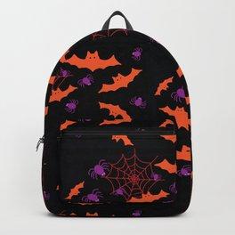 Spider Webs & Bats Backpack