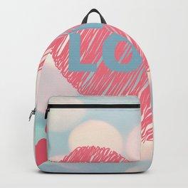 Glitter Love-Siena Backpack