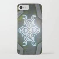shadow of the colossus iPhone & iPod Cases featuring Shadow Of The Colossus by KeenaKorn