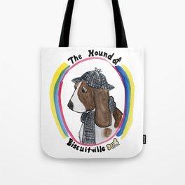 Hound of Biscuitville Tote Bag