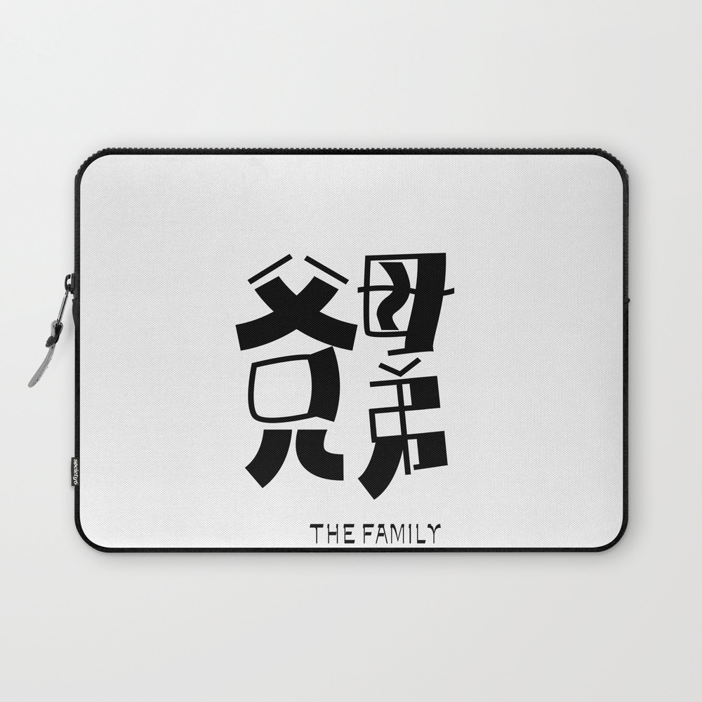 The Family Laptop Sleeve LSV7716568