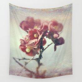 I dreamed a flower garden Wall Tapestry