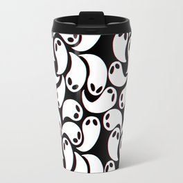 3D Ghosties Travel Mug