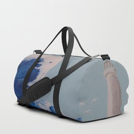 Winter Waves Duffle Bag