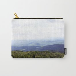 Summer Mountains Carry-All Pouch