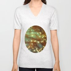 Winter Magic Unisex V-Neck