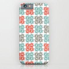 Block Print Geo iPhone 6s Slim Case