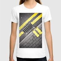 grid T-shirts featuring Grid by PRE Media