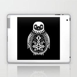 Black Penguin Ecopop Laptop & iPad Skin