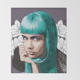 Grimes Throw Blanket