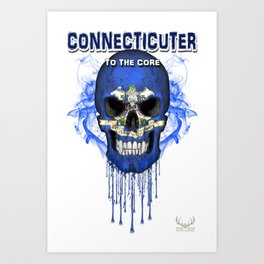To The Core Collection: Connecticut Art Print