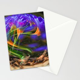 Concept flora : Thanks to you Stationery Cards