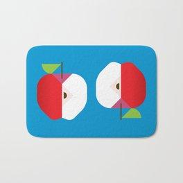 Fruit: Apple Bath Mat