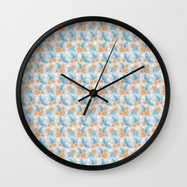 Spring day Wall Clock