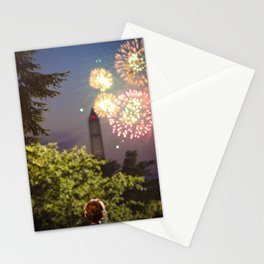 Young Patriot Stationery Cards