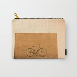 i like to ride my bicycle  Carry-All Pouch