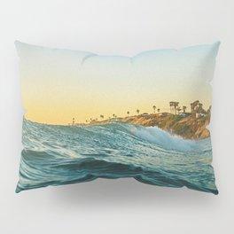 Summer Waves Pillow Sham