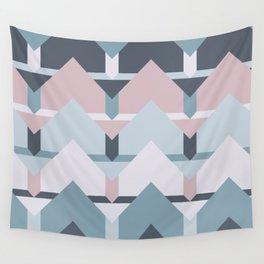 Scandi Waves #society6 #scandi #pattern Wall Tapestry