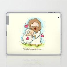 Lord is my shepherd Laptop & iPad Skin