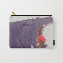 Lippy Hippo Carry-All Pouch