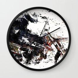 Motox Racer Wall Clock