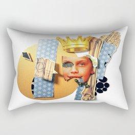Skin Deep | Collage Rectangular Pillow