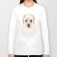 golden Long Sleeve T-shirts featuring Golden by SaveTheDogs.es